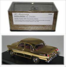 Holden FE Sedan 1956 TRAX Golden Holden 50th Anniversay Edition TRG40 1 43