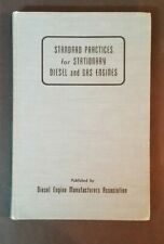 Standard Practices For Low & Medium Speed Stationery Diesel & Gas Engines - hb