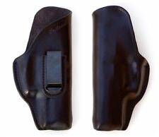 Turtlecreek Leather IWB Holster HK VP9 VP40 - Right Hand - Pattern Fixed Clip