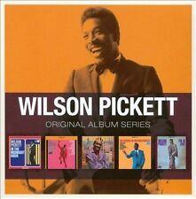 Wilson Pickett - Original Album Series [5 CDs /  New / Sealed]