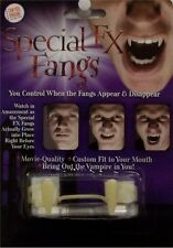 Special FX Growing Vampire Fangs 5091 Dracula Teeth Halloween Retractable