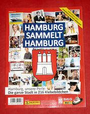 Panini Hamburg sammelt Hamburg 1 Leeralbum - Album RAR TOP