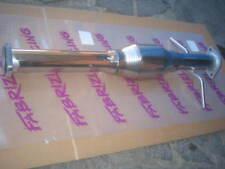 DOWNPIPE INOX  CATALIZZATORE 200 CELLE ALFA 147  156  GT JTD