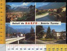 38395] BRESCIA - SALUTI DA DARFO - BOARIO TERME - VEDUTE