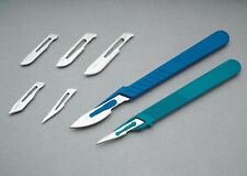 No:22 SURGICAL SCALPEL DISPOSABLE STAINLESS STEEL X 10