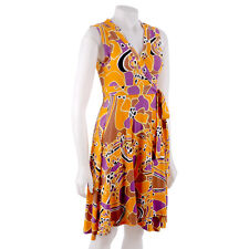 Sleeveless Printed Dress (Size Medium - Brand New NR)  Cruise/summer dress?
