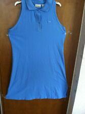 Girls Cherokee Light Blue Uniform Sleeveless Collared Dress Size  XL  14/16