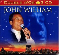 CD - JOHN WILLIAM - Double D'or