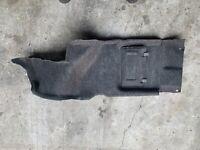 95-98 Nissan 240sx Silvia Left LH Side Trunk Carpet Trim S14 Kouki Zenki Grey #2