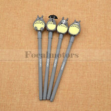 Anime My Neighbour Totoro Black Ink Gel Pen Back to School Supplies Stationery