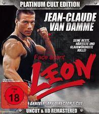 JEAN CLAUDE VAN DAMME LEON SIN CORTES PLATINUM CULTO edición Estuche BLU-RAY