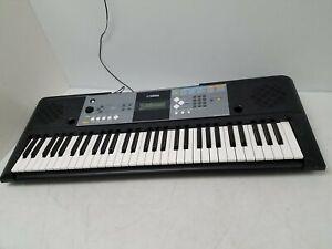 Yamaha PSR E233 MIDI Digital Electronic Keyboard / Piano