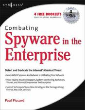 Combating Spyware in the Enterprise. Baskin, Brian 9781597490641 New.#