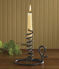 by Park Designs Barbed Wire Candle Holder Bottle Topper