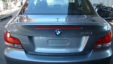 BMW 1 SERIES BOOTLID, E87, COUPE, NON KEY HOLE TYPE, 02/08- 13