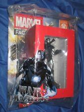 WAR MACHINE Eaglemoss Special Fact Files Magazine & Figurine ~MARVEL COMICS