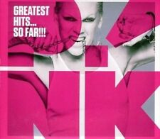 Greatest Hits so Far (aus) 0886919018028 by Pink CD