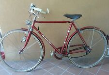 Bianchi complete original vintage bike Made in Italy old fashioned
