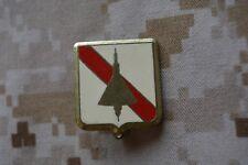 W178 insigne militaire pucelle Base Aérienne 124 STRASBOURG