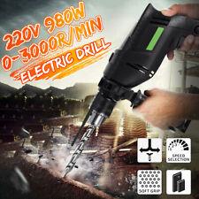 3in1 980W Schlagbohrmaschine elektrische Schlag Bohrmaschine Elektrobohrer