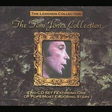 The Legends Collection by Tom Jones (CD, Feb-2001, 2 Discs, Dressed to Kill...