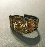 All Elite Wrestling AEW Custom Championship Belt Felt DIY Accessory PAPER FELT