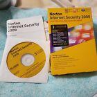 Norton Internet Security 2009 AntiVirus AntiSpyware Identity Safe etc