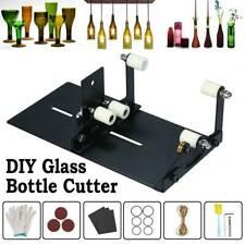 DIY Glass Bottle Cutter Machine Recycles Wine Bottles Separate Metal Tool Kit