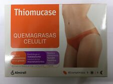 THIOMUCASE QUEMAGRASAS CELULIT FAT BURN ANTI-CELLULITE LOOSE FAT 60 TAB