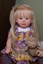 Reborn Doll Baby Girl Toddler Bonnie by Linda Murray- Katie Marie Limbs