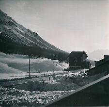 MONTGENÈVRE c. 1953 - Station de Ski  Hautes-Alpes - Div 10887