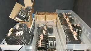 Type CH & CH3 Breakers Cutler-Hammer 1 -3 Pole 15 to 70 Amp Nos & Used