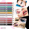 12 Crayons Eyeliner 12 Différentes Couleurs L'eyeliner Imperméable Maquillage