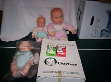 Set of 3 - 1992-1997-1998 Gerber Babies