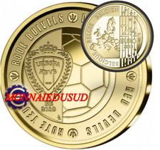 2,50 Euro Commémorative Belgique 2018 - Diables Rouges Coupe du Monde
