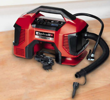 Einhell compressore ibrido Power X-Change Batteria / Corrente 220v portatile
