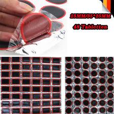 Einzelne Fahrrad Reparatur-Aufkleber Flickzeug Flicken Reifen Schlauch Panne NEU