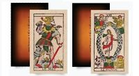 Major Arcana, Tarot of Marseille - 2 sets of all 22 Trumps - One Set in Gift Box