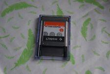 retro PC tech - Kingston CompactFlash PC Card Adapter - VGC