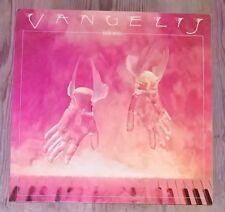 Vangelis – Heaven And Hell Vinyl LP Album 33rpm NL1148 1981