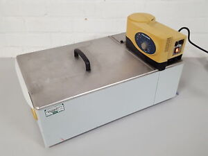 Techne TE-10A Thermoregulator Heating Water Bath + Lid Lab