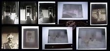 WILL FOSTER painter GLASS PLATE NEGATIVES 24 VENTURA family art STUDIO home 1910