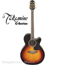 TAKAMINE GN51CEBSB G50 SERIES NEX ACOUSTIC /ELECTRIC GUITAR IN SUNBURST  -NEW