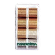 MADEIRA filettatura Box Assortimento Metallico-Heavy Metal