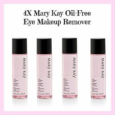 4x Mary Kay OIL FREE EYE MAKEUP REMOVER 110ml BRAND NEW