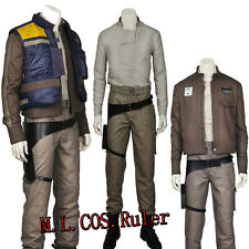 Popular Cassian Andor Costume Rogue One:A Star Wars Story Cosplay Costume Suit