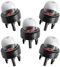 5 x Petrol Snap In Primer Fuel Bulb Bulbs Pump for Stihl Ryobi WALBRO HUSQVARNA