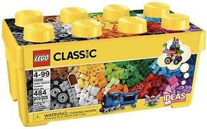 LEGO Classic LEGO® Medium Creative Brick Box (10696) -Fast Dispatch Free P&P