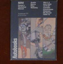 Autobooks Workshop Manual MINI 1959 al 1975 manuale 777