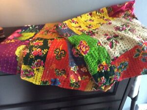Colourful Patchwork Cusion Covers 16inch (42cm) Square